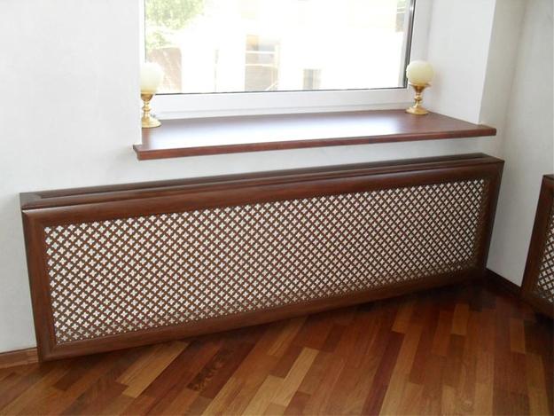 Экраны для батарей отопления в СПб