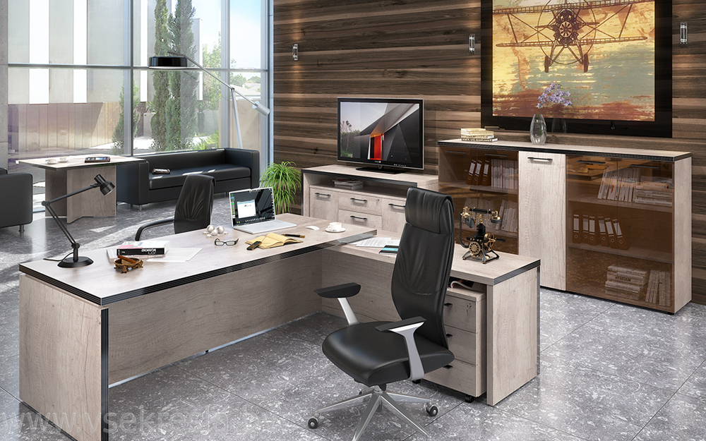 Офисная мебель на заказ в СПб